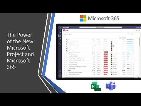Project Portfolio Management for Office 365 With PPM