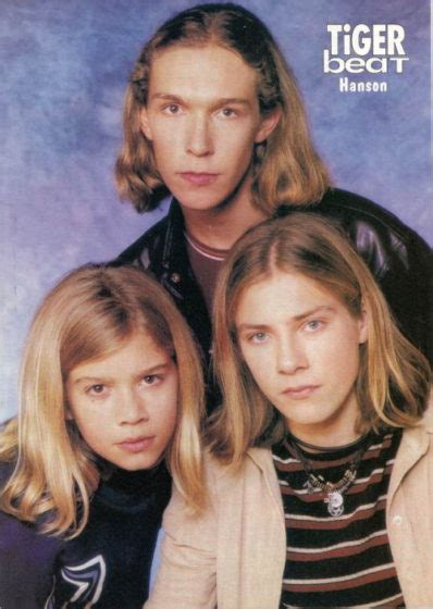 Hanson Says We've All Been Singing MMMBop Wrong Since The 90s