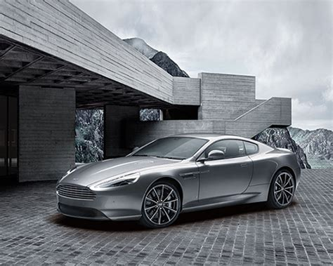 aston martin celebrate james bond film with very limited