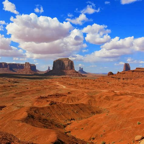Monument Valley Tells A Tale Of Navajo History And