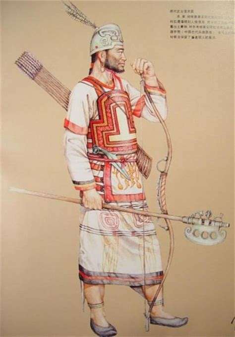 The 16 Pictures of Ancient Chinese Army Uniforms   China