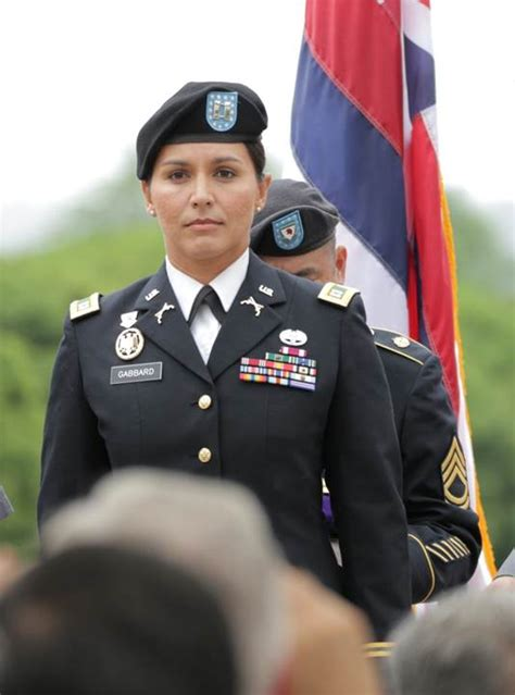 Gabbard Promoted Within National Guard | Big Island Now