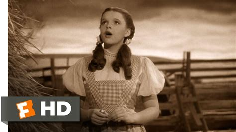 Somewhere Over the Rainbow - The Wizard of Oz (1/8) Movie