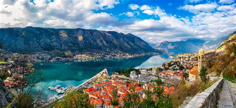 Kotor Bay, old town and Venetian Fortress - Sumfinity