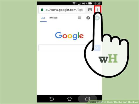 5 Ways to Clear Cache and Cookies - wikiHow