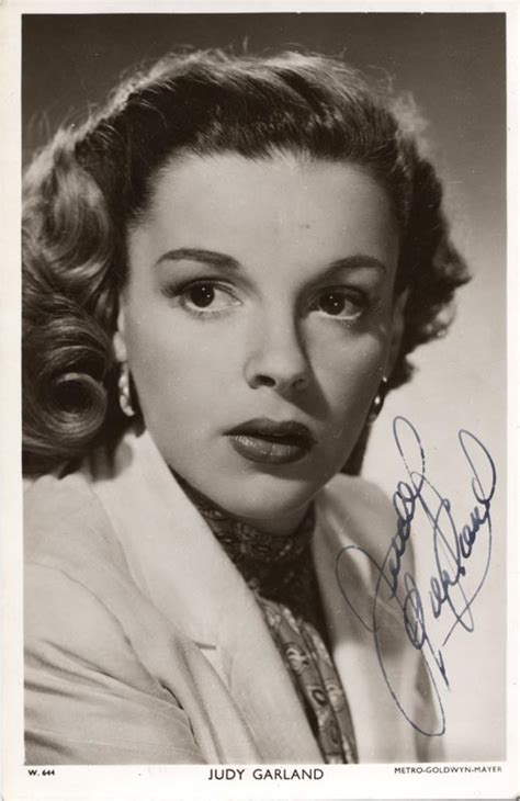 Judy Garland - Photograph Signed | Autographs