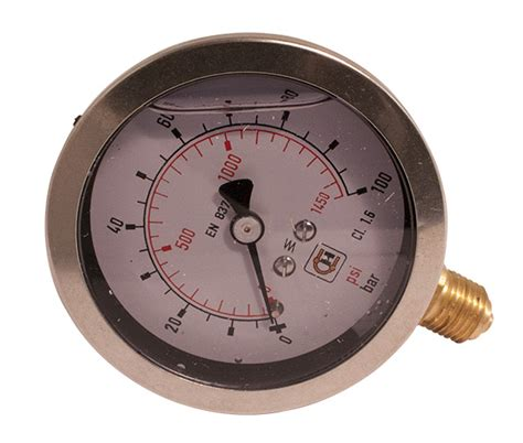 Manometer 63 mm | Hydroscand AS