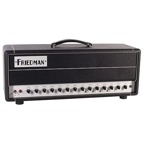 Friedman Brown Eye BE-50 Deluxe White Front Edition