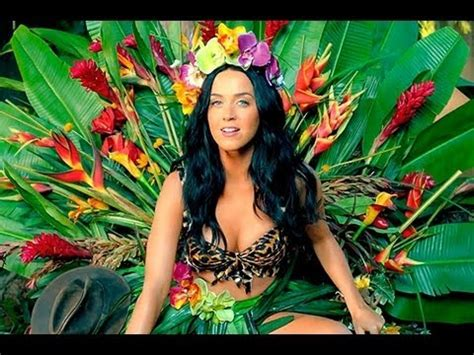 Katy Perry - Roar (Official) Music Video Inspired Makeup