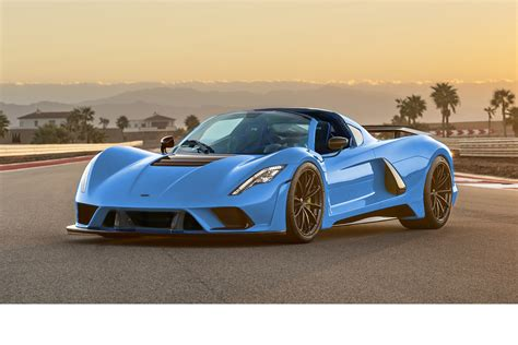 Hennessey Venom F5 engine specs surface: 1817bhp, 1193lb