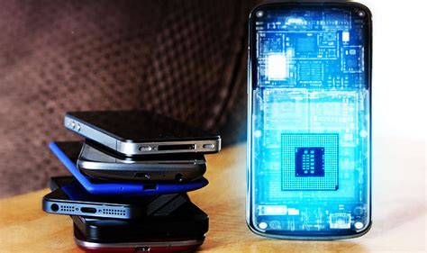 The PC inside your phone: A guide to the system-on-a-chip