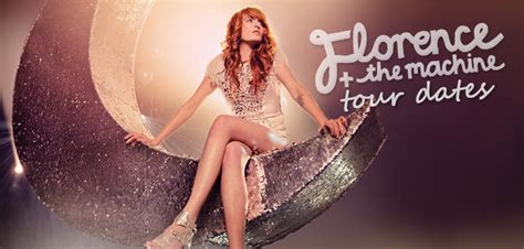 Florence and the Machine Tour 2020 - 2021   Tour Dates for