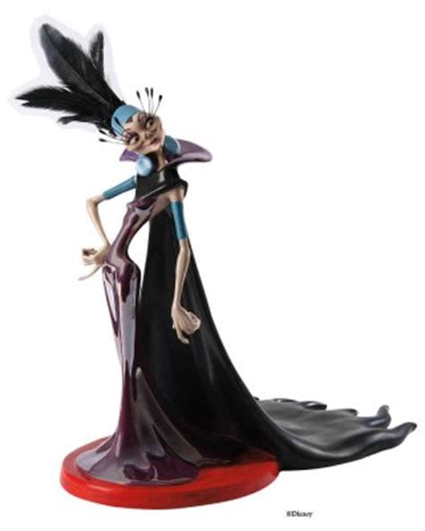 'Calculating Conspirator' - Yzma figurine (WDCC) from our