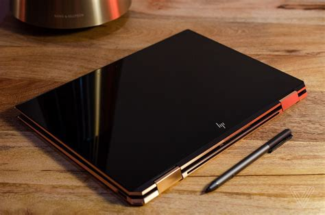 HP's latest Spectre x360 has a new angular design and 22