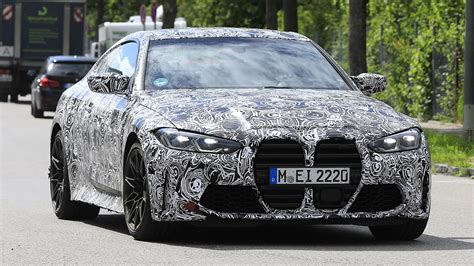 New 2020 BMW M4 spied testing ahead of launch | evo