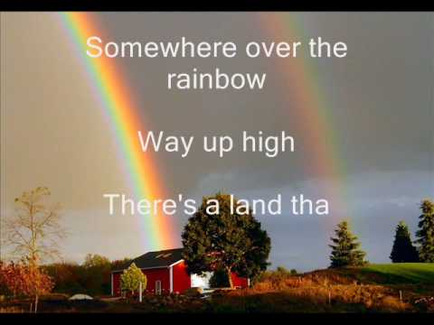 Judy Garland - Somewhere Over The Rainbow - HIGHEST