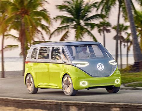 VW Camper van UPDATE - ID Buzz Cargo edition announced for
