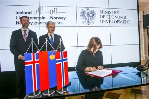Launching event of EEA and Norway Grants in Poland 2014