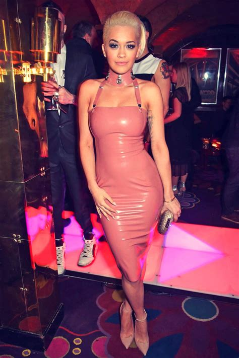 Rita Ora attends Mert & Marcus House of Love Party