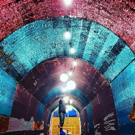 Toronto Is Opening A Sparkling Tunnel Of Glitter Made Up