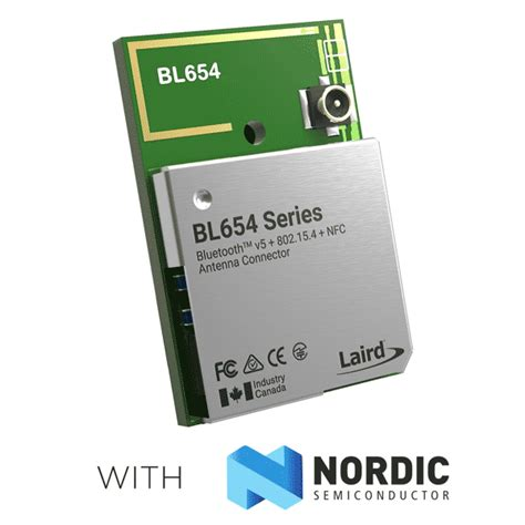 BL654 BLE Modules and Development Kits | Laird Connectivity