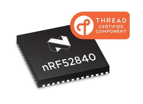 nRF52840 is now Thread certified and enables simultaneous