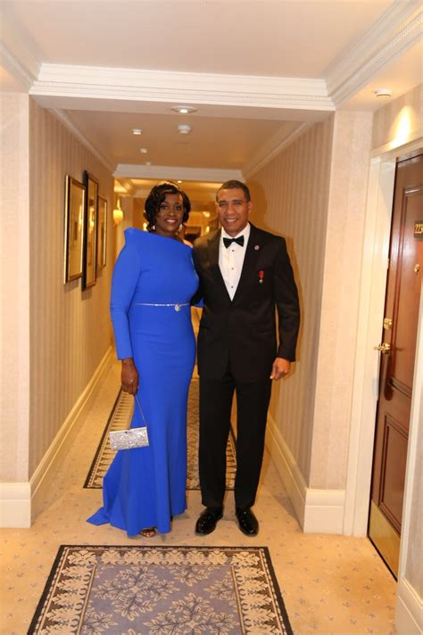 """Andrew Holness on Twitter: """"My wife @JulietHolness and I"""