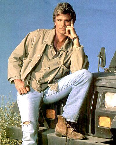 Richard Dean Anderson Website - Archives - Richard Dean