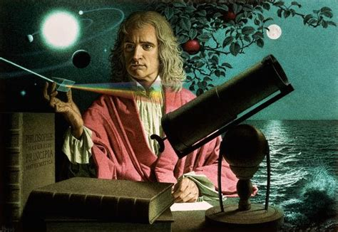 Isaac Newton's Discoveries and Inventions - Sir Isaac