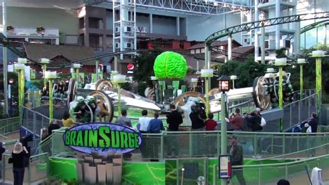 Brain Surge First Ride @ Grand Opening - YouTube