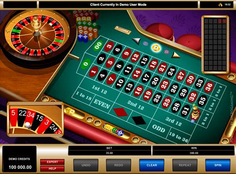 Play American Roulette by Microgaming | FREE Roulette Games