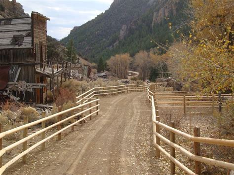 Sleep With Ghosts At This Old Townsite State Park In Idaho