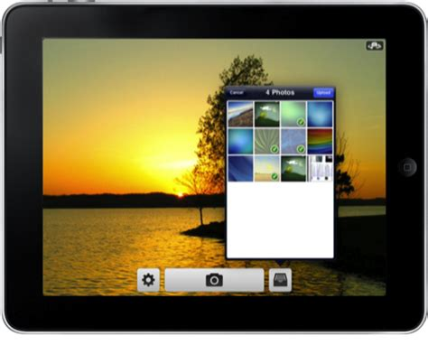 Giveaway: iPad 2 or iPhone 4, QuickShot Is The Camera App