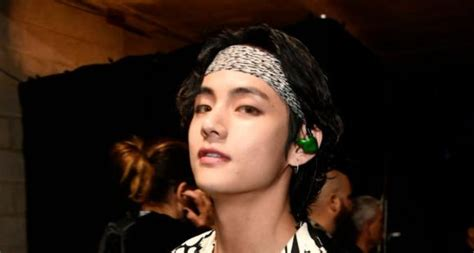 BTS: V named Most Handsome Man of 2020; Taehyung BEATS