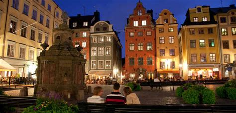 Stockholm Travel Guide Resources & Trip Planning Info by