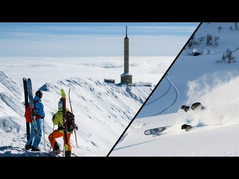 Helicopter Tour - Heroes of Telemark