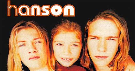 Hanson performs 'MMMbop' to celebrate their 25th
