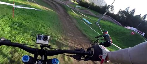 VIDEO: This First-Person Downhill Footage Will Shoot Your