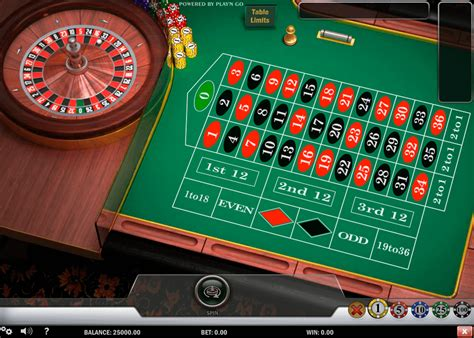 Play European Roulette by Play n Go | FREE Roulette Games