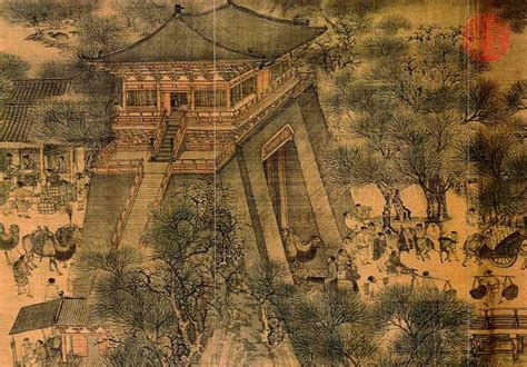 Along the River During the Qingming Festival - Wikipedia