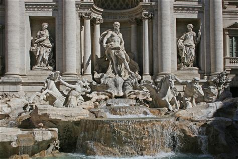 The Trevi Fountain and Other Sights in Rome, Italy | Steve