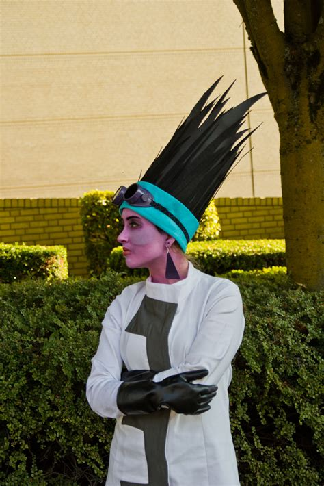 the-ginger-snapp: Kronk and Yzma cosplay with my