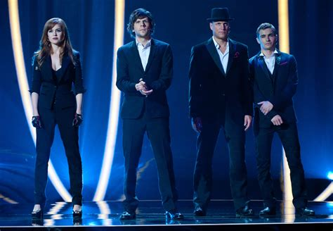 'Now You See Me' Movie Review - American Profile